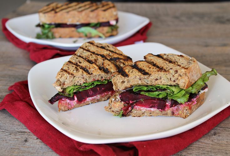 Arugula/Beet/Goat Cheese is one of my favorite combinations (just need ...