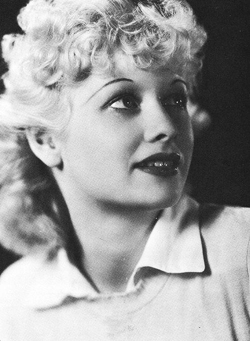 Lucille Ball 1930s I Love Lucy Pinterest