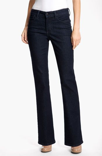 NYDJ 'Barbara' Bootcut Jeans (Petite) | Nordstrom--these would also be ...