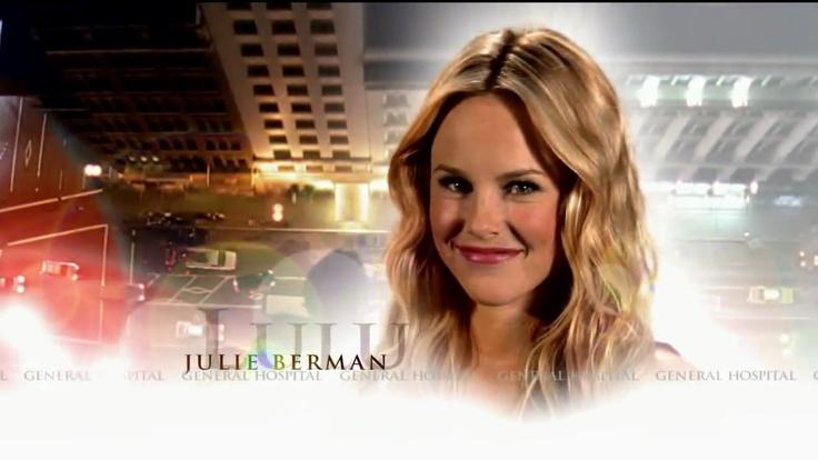 Julie marie berman general hospital