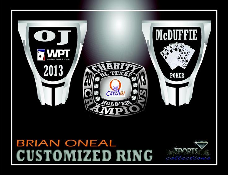 Design Own Championship Ring