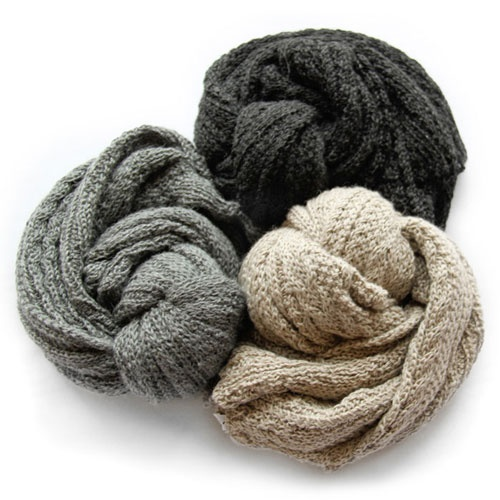 beautiful irish knits by inis meain: I live in two of their shawls I found in Cleo, Ltd. Dublin.