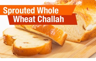 Sprouted Whole Wheat Challah | Food: Bread of Life | Pinterest