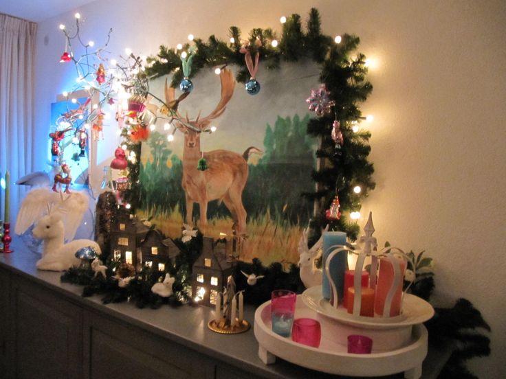 kleurrijke Kerst 2013