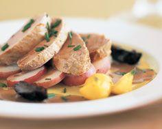 Sautéed Pork Tenderloin with Prunes | Pork - recipes I want to try ...