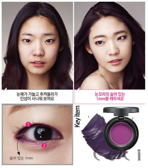 Rainie's Kpop, Korean ... Ulzzang Makeup Tutorial Blog