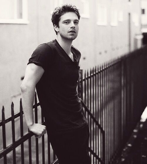 Sebastian Stan- Bucky | beautiful men. | Pinterest