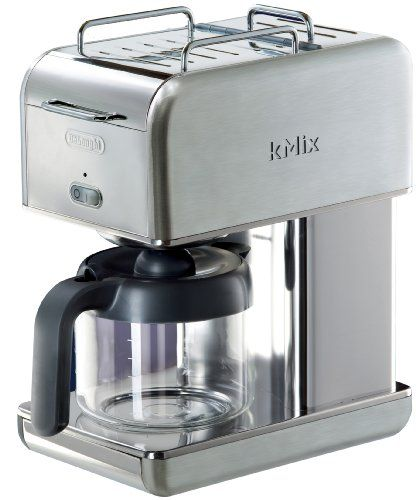 Delonghi Kmix Coffee Maker 10 Cup : Pin by Tea Coffee Store on Tea and Coffee Pinterest