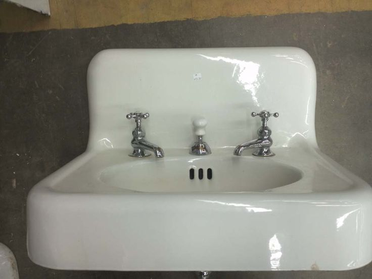 1920 39 s sink with faucet bathrooms pinterest