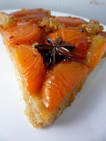 Apricot tarte tatin | Recipe