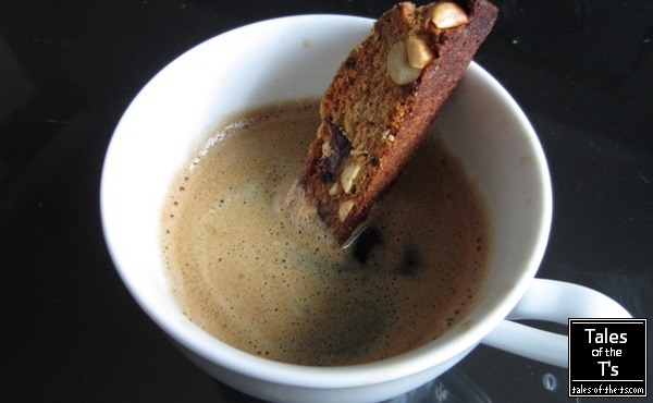 Peanut Butter & Chocolate Chip Biscotti | Cookies/Sweets | Pinterest