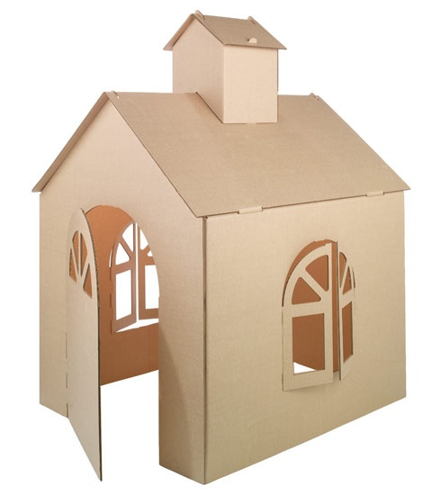 Cardboard House Others Pinterest
