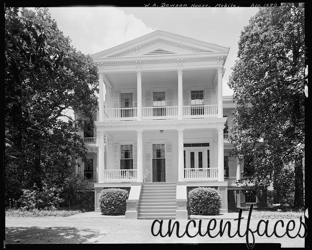 Dawson House 1840 House Pinterest