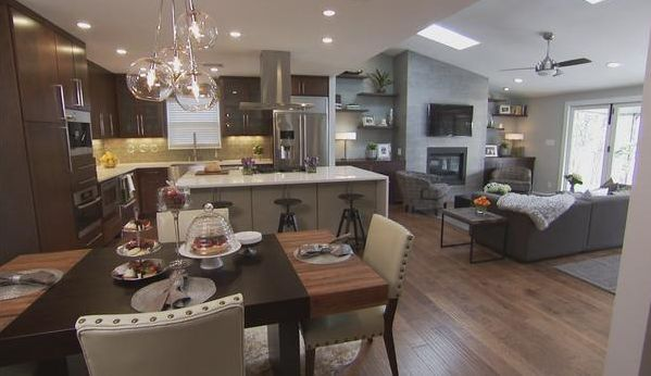 Hgtv property brothers renovation for the home pinterest - Hgtv property brothers kitchen designs ...