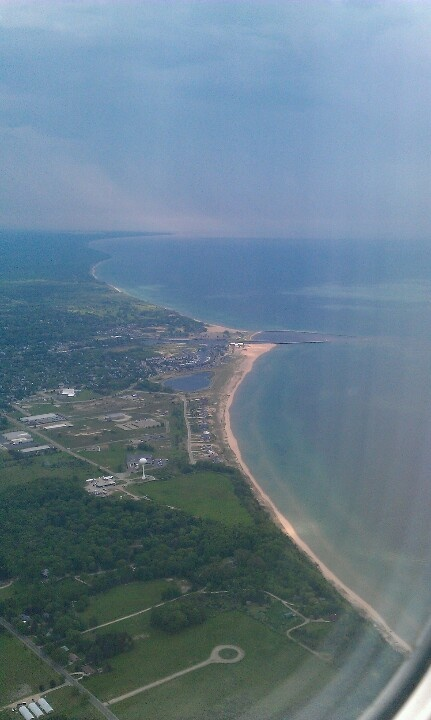 Lake Michigan King Salmon Charters Manistee Michigan