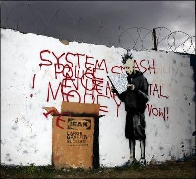 funny graffiti  Graffiti art  Pinterest