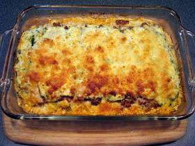 Zucchini Ribbon Lasagna | Recipe