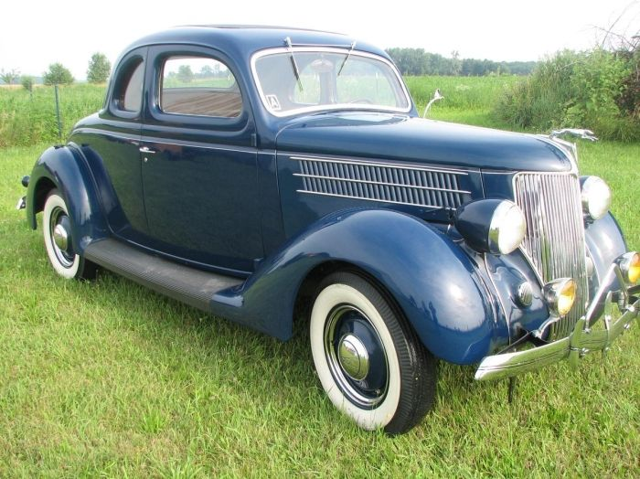 1936 ford 68 5 window coupe restoration transportation for 1936 ford 5 window coupe for sale