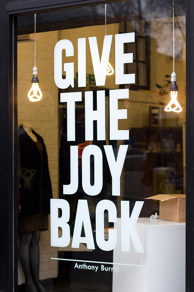 give the joy back +++Visit http://www.quotesarelife.com/ for more quotes on #motivation and #inspiration