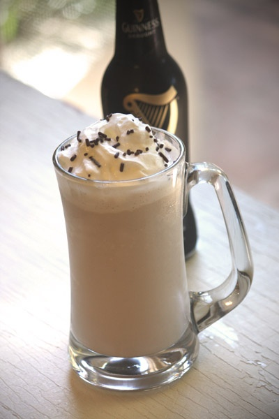 Chocolate Guinness Milkshake | Have a Drink | Pinterest