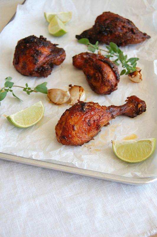 Spiced Roast Chicken | dinner ideas | Pinterest