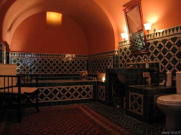 salle de bain orientale  Bathroom  Pinterest