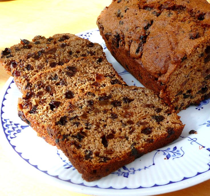 Tea Bread. | Bread | Pinterest