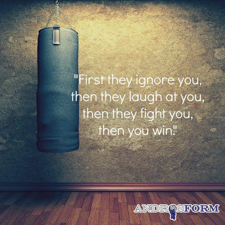 gandhi quote fighting quotes inspiration pinterest