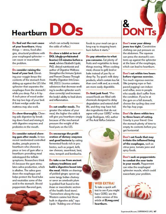 What Food Relieves Heartburn Diet - Best Price!