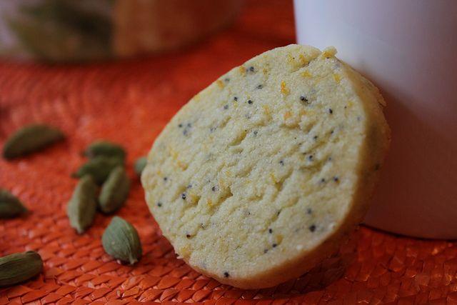 Orange cardamon cookies! | Cookies | Pinterest