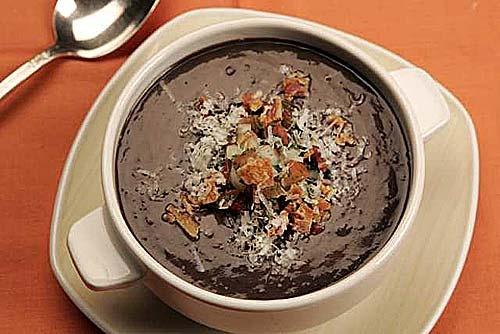 ... black bean soup crock pot black bean soup south beach black bean soup