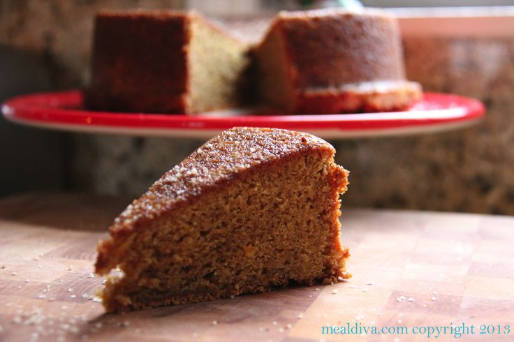 Recipe: Orange-Scented Olive Oil Cake | Dolce | Pinterest
