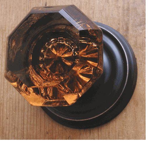 Beautiful amber door knob unique door knobs knockers for Unique door knobs