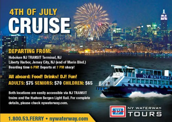 4th of july cruise seattle