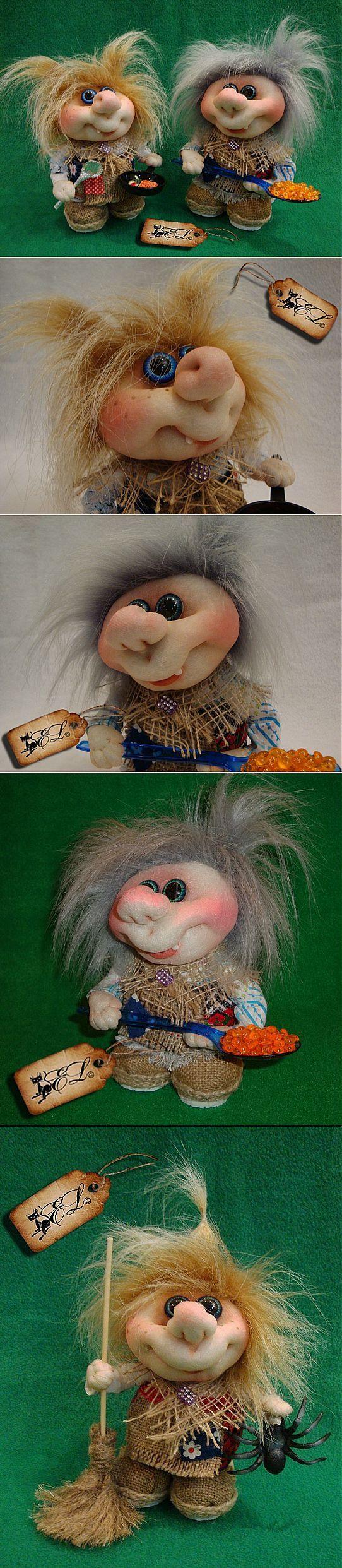 Фото мастер класса куклы из капрона