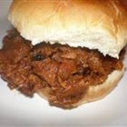 Slow Cooker Venison Sloppy Joes | Recipes to try | Pinterest