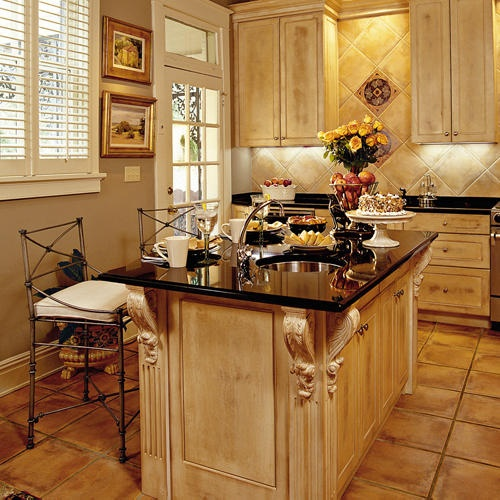 Neutral colors enhanced by art for Neutral wall colors for kitchen