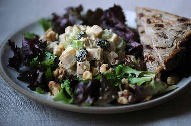 curry turkey salad! | Recipes to Try | Pinterest