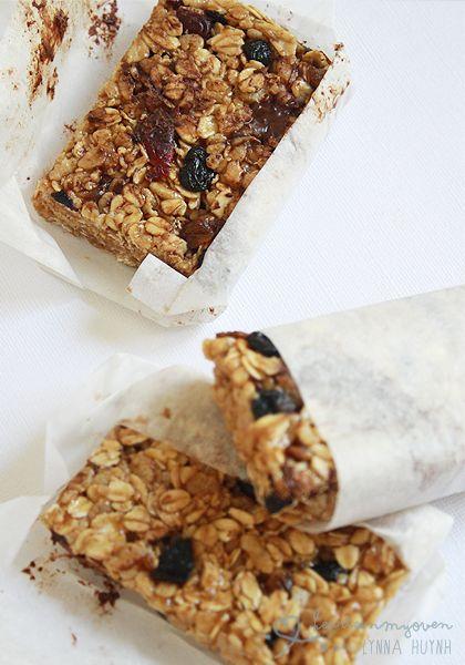 No Bake Biscoff Granola Bars | Sweet Tooth | Pinterest