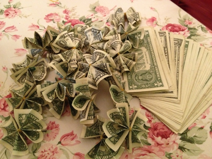 money craft money crafts pinterest