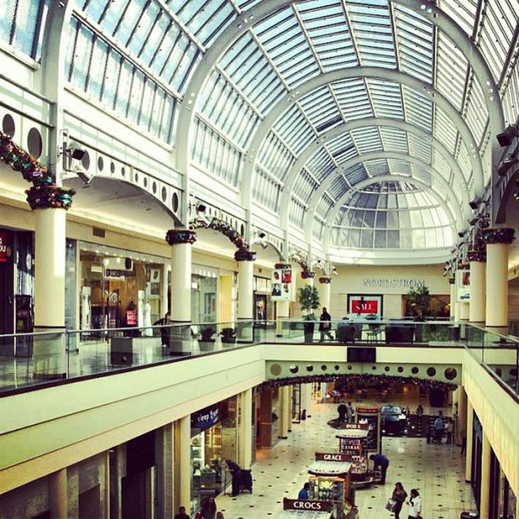Photo Taken At Roosevelt Field Mall By Ron V On 6 1 2013