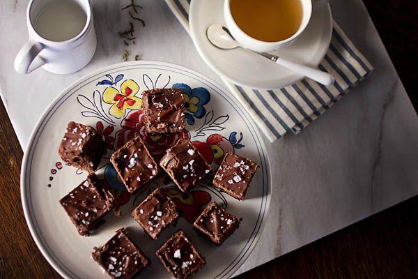 ... marscapone - GLUTEN-FREE TRIPLE-THREAT CHOCOLATE SQUARES   Smith Bites