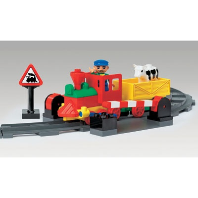 LEGO® Push #Train Set - All aboard! This flexible set features a ...