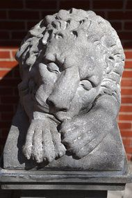 NYPL's Riverdale Library has two new lions guarding the entrance. We need your help naming them and the deadline is Friday!  Visit the event page to learn more or check out the article on The New York Times' City Room blog. Just remember that Patience and Fortitude are already taken!