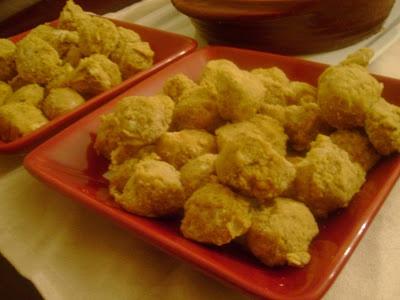 Pumpkin Cheesecake Truffles - CafeMom | Recipes | Pinterest