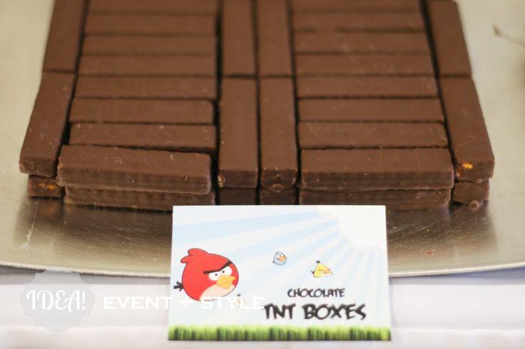 TNT boxes -- use kit kats?   Seasonal & Party Ideas   Pinterest