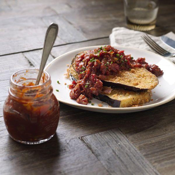 Eggplant Jam Recipe — Dishmaps