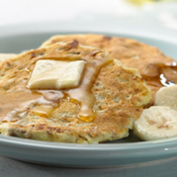 Banana Cottage Cheese Pancakes | Dans ma cuisine | Pinterest