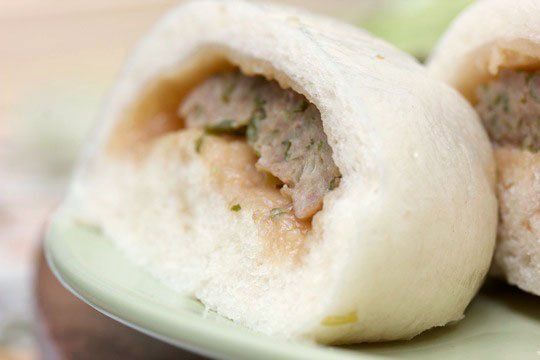 Steamed Pork Buns (Baozi) | Recipe