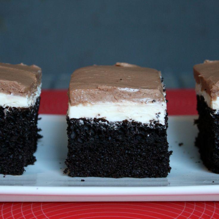 Chocolate Therapy: Ho Ho Cake | Cakes | Pinterest